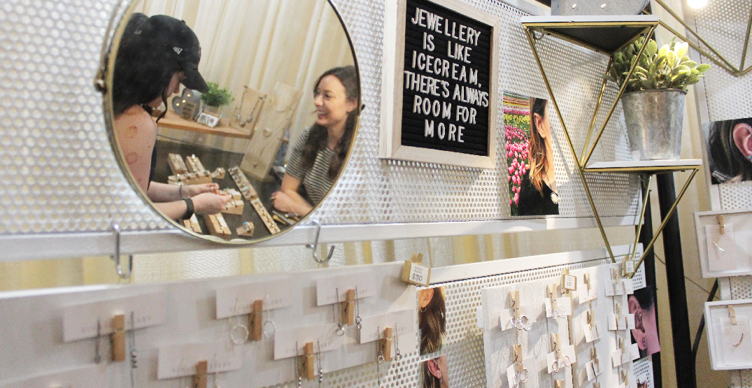 This handmade market returns to the Edmonton Expo Centre this weekend
