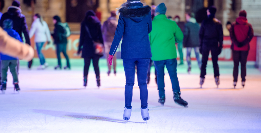 There will be free DJ skate nights at Union Station's massive new rink