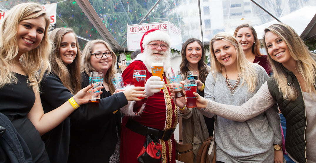 The Holiday Ale Festival just released its beer and cider line up