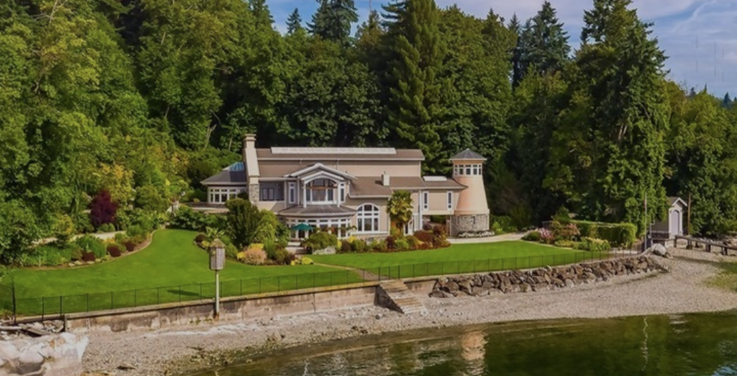 These are the most expensive real estate listings in Seattle