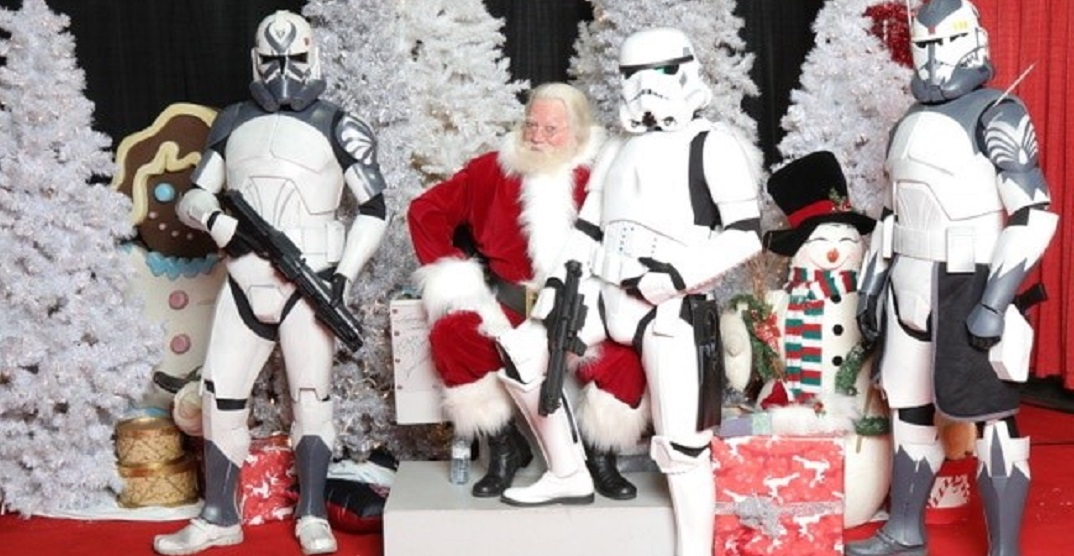 The Calgary Expo Holiday Market is back in the city this month