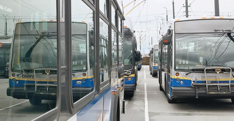 Metro Vancouver bus driver tests positive for coronavirus: TransLink