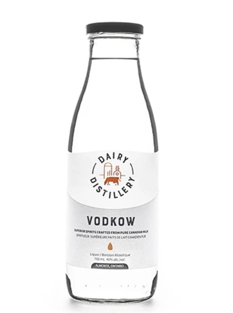 milk vodka