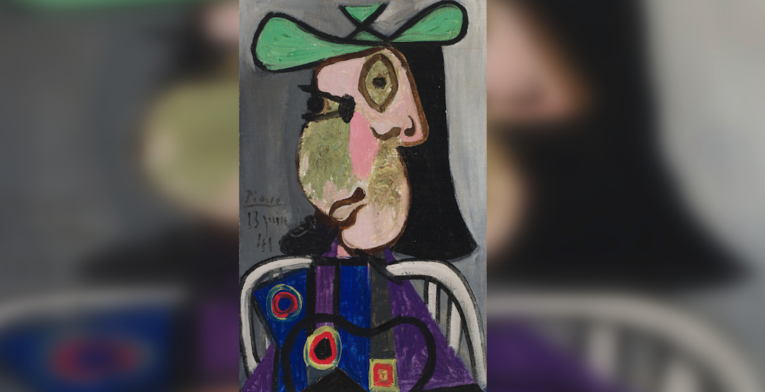 A Picasso painting just sold for $9 million at Toronto auction