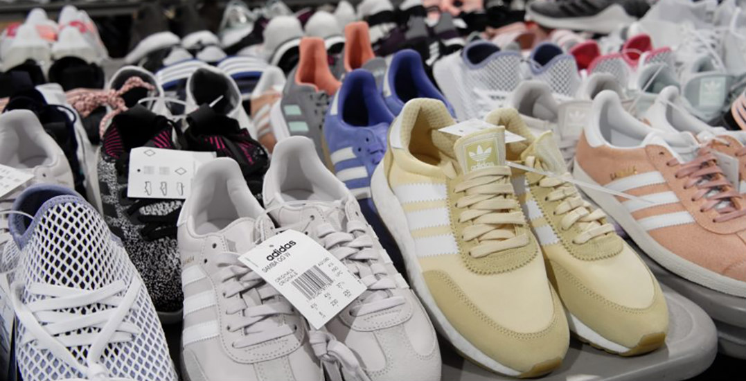 Get the best sportswear up to 80% off at the adidas holiday warehouse sale