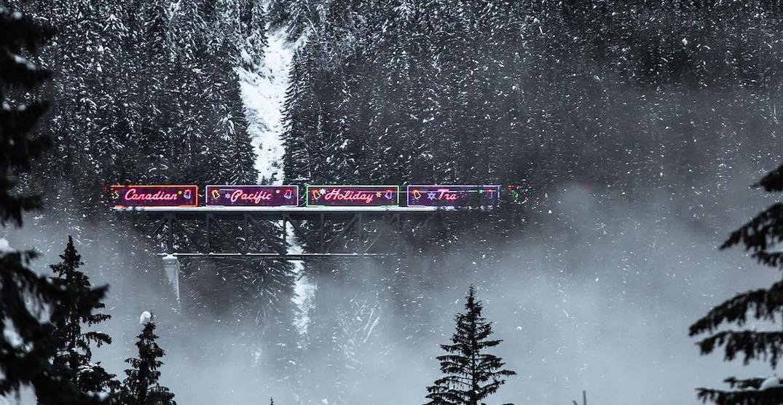 Canada's magical Christmas train will return to Toronto next week