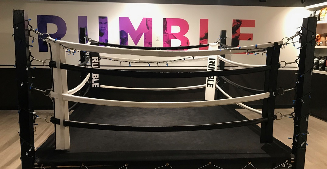 YYC Workouts: What to expect from your first class at Rumble Boxing