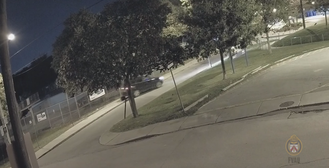 Police release graphic footage of intentional hit and run in Toronto (VIDEO)
