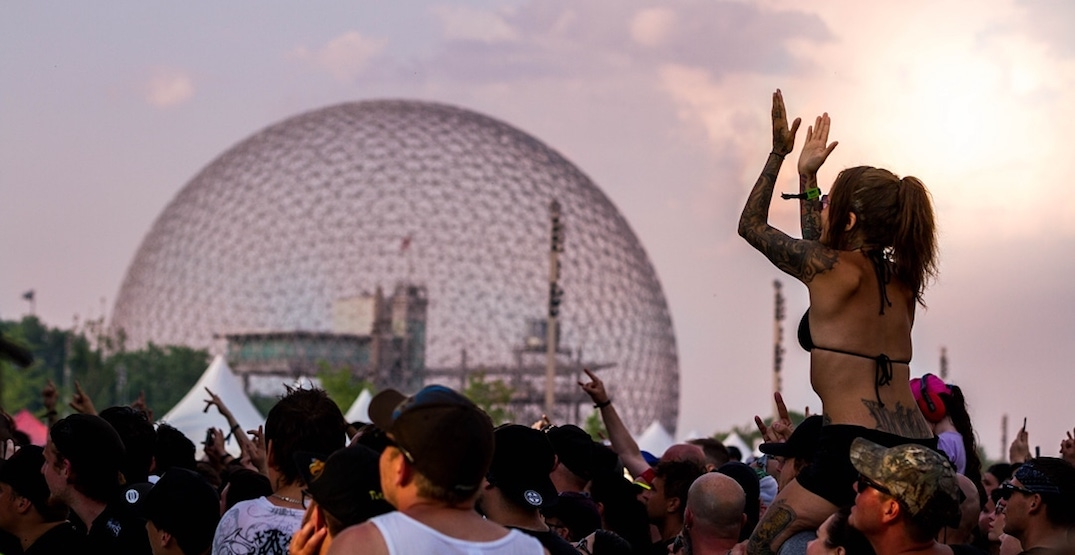 The Heavy Montreal music festival won't return next year