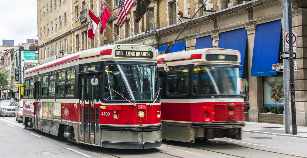 TTC's legacy CLRV streetcars making their last run this December