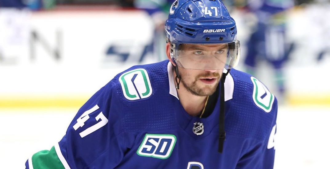 Sven Baertschi requests trade from Canucks: report