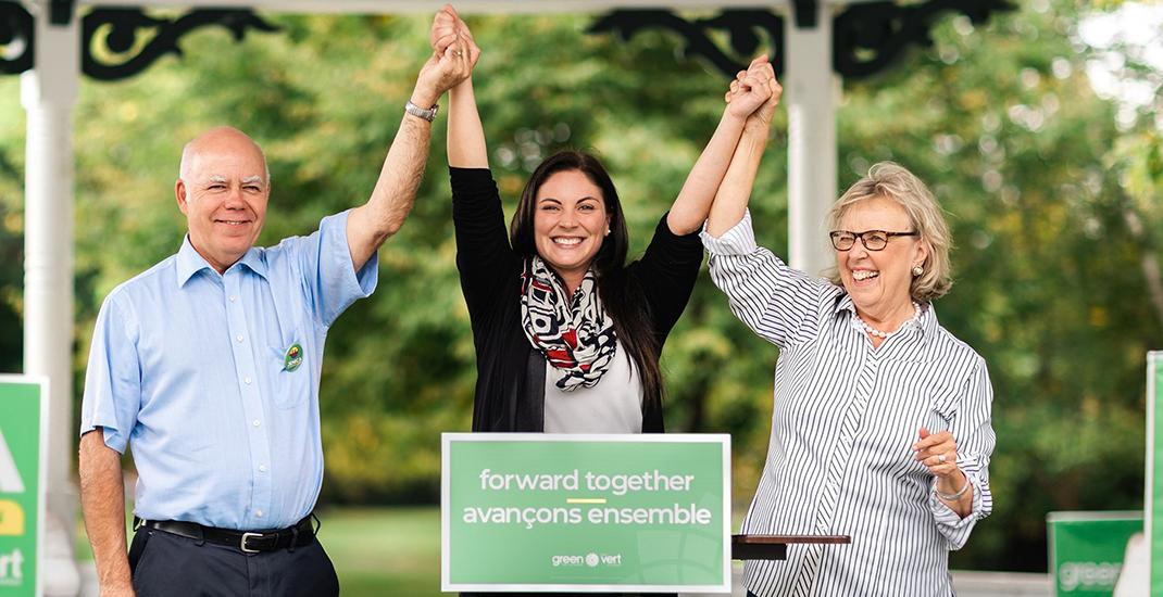 Fresh faces in Ottawa: Meet 32-year-old MP Jenica Atwin