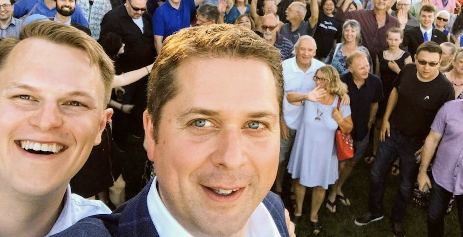 Fresh faces in Ottawa: Meet 35-year-old MP Brad Vis