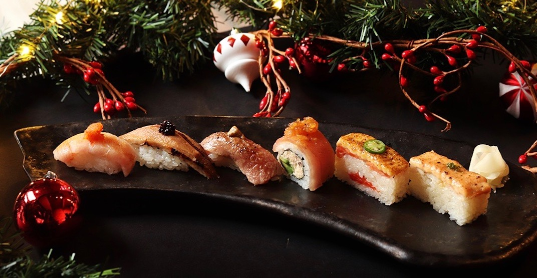6 special holiday feasts to enjoy in Vancouver this December
