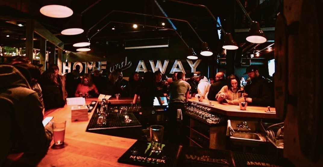 One of Calgary's favourite sports bars has officially reopened