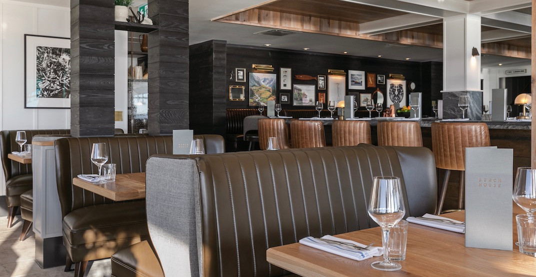 West Vancouver's fresh waterfront restaurant opens today (PHOTOS)