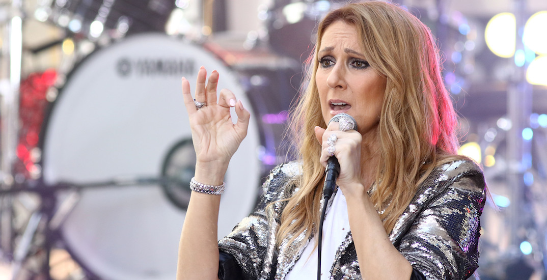 Fan tries to sell tissue supposedly used by Céline Dion for $2,000 online