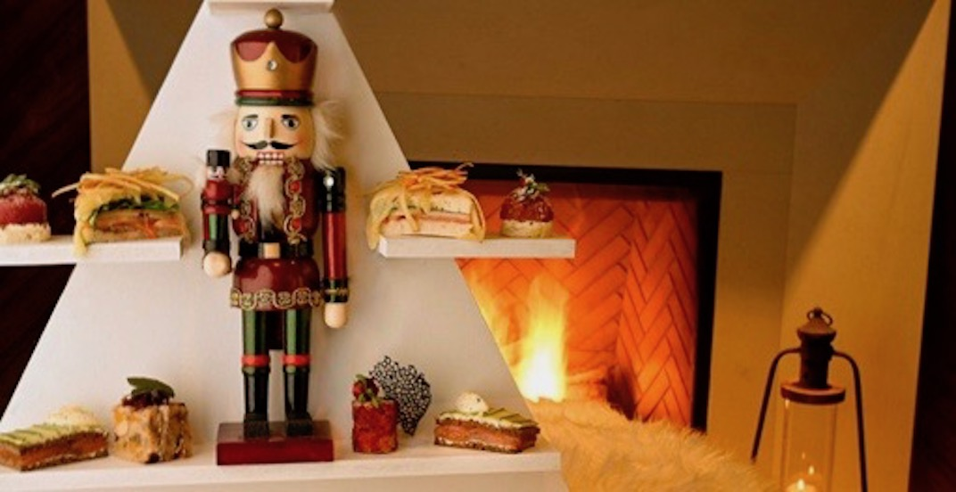 A Nutcracker-themed afternoon tea in happening in Vancouver (PHOTOS)
