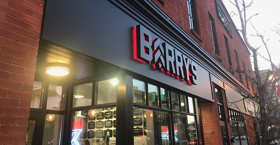 Calgary's first-ever Barry's Bootcamp location opening on Saturday