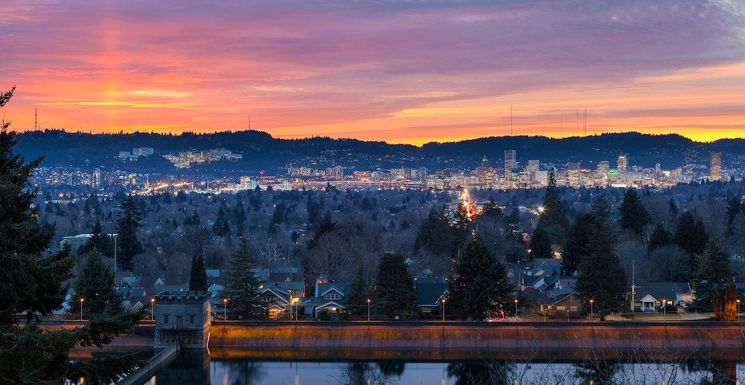 5 gorgeous spots to watch the sunset in Portland