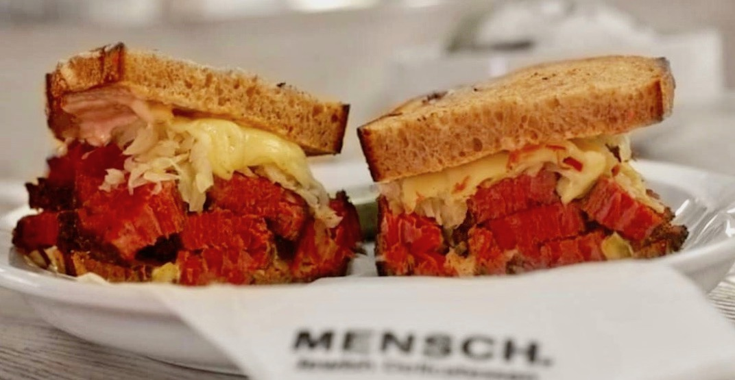 A Jewish deli pop-up is happening in Vancouver this weekend