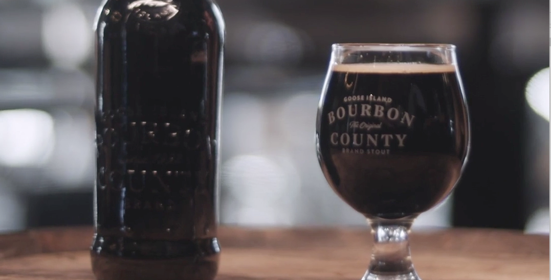 Goose Island just released a limited edition stout for Black Friday