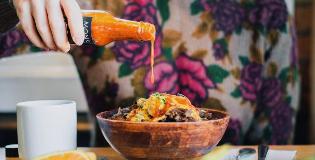 We taste tested this Calgary brunch spot's new line of epic hot sauces