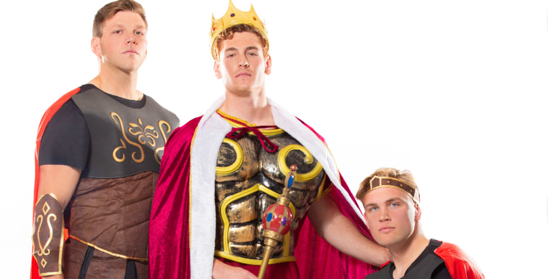 We played dress-up with the Rugby 7s stars (VIDEO, PHOTOS)