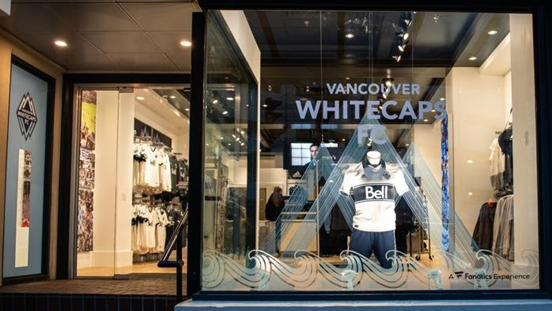 Score big deals in Gastown at Whitecaps FC Black Friday sale (CONTEST)