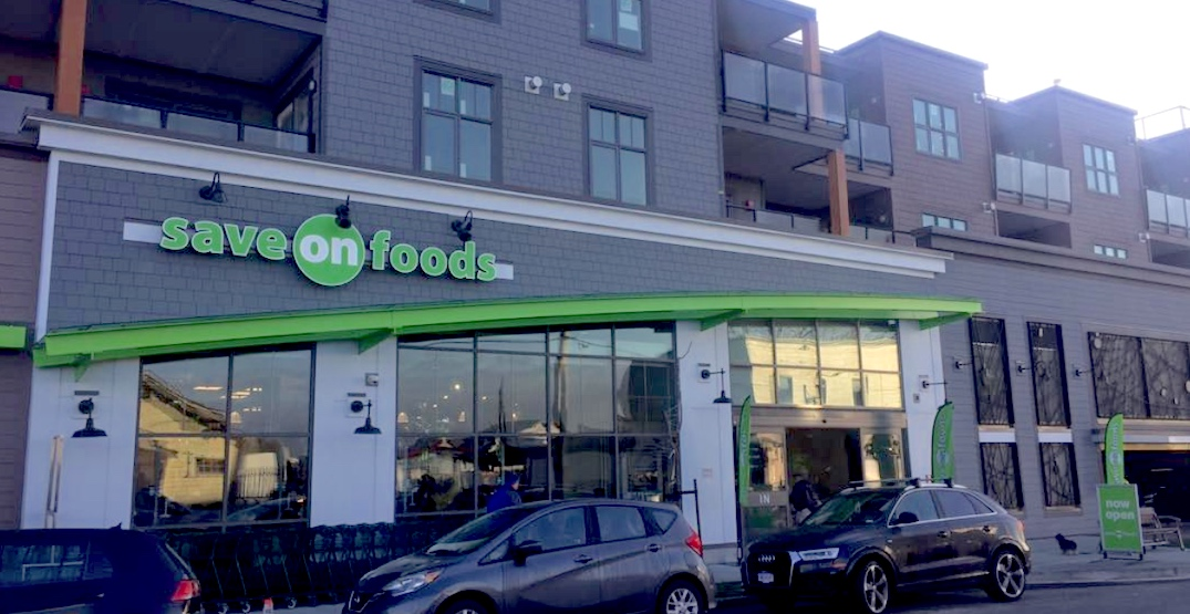Save-On-Foods opens at new building complex in Richmond's Steveston Village