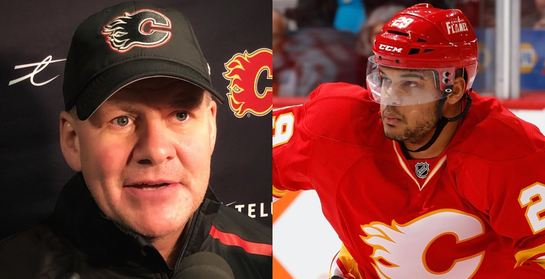 "Former player accuses Flames coach Peters of ""dropping the N bomb several times"""