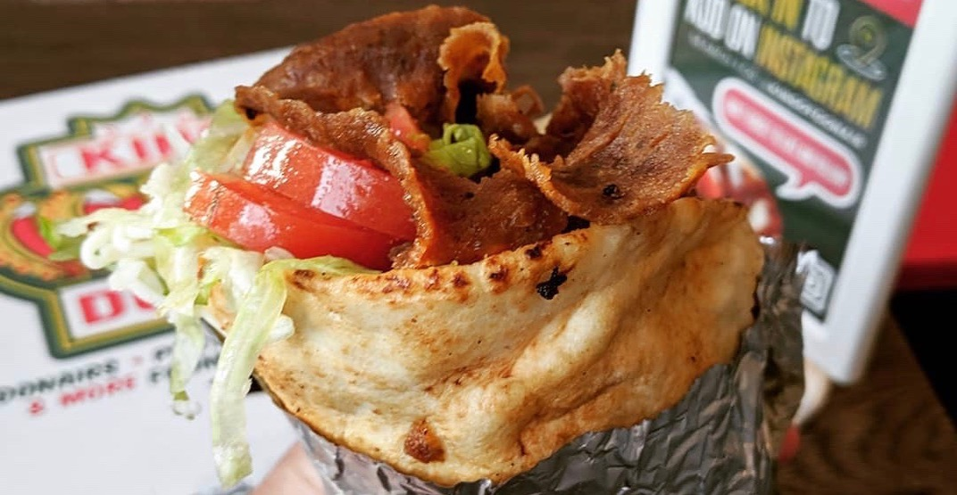 Famous Canadian donair shop coming to Vancouver for the first time