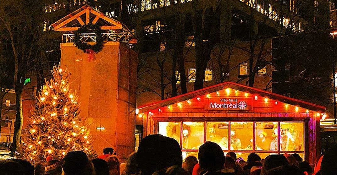 This FREE month-long outdoor Christmas festival starts this weekend