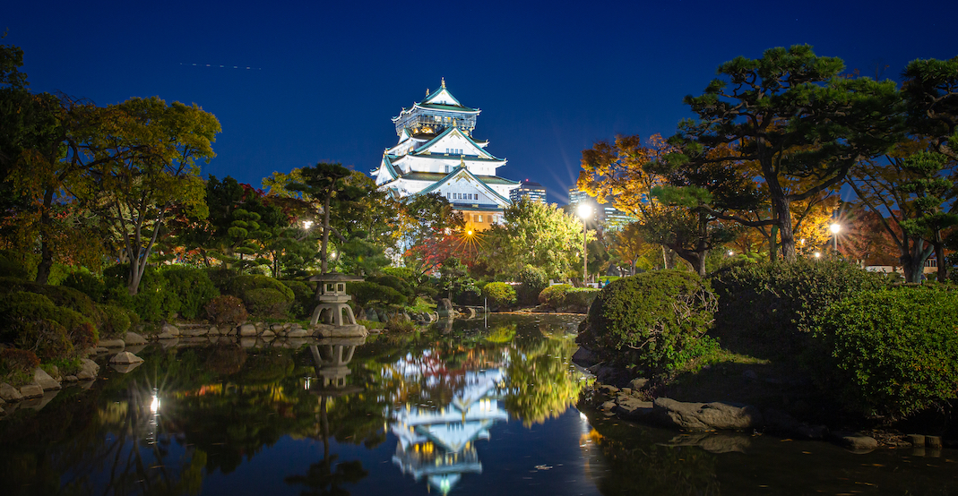 Fly roundtrip to Tokyo or Osaka from Edmonton for around $650 next year