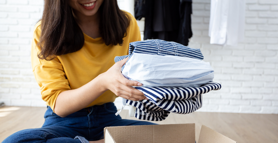 5 places to donate your gently used clothes in Portland
