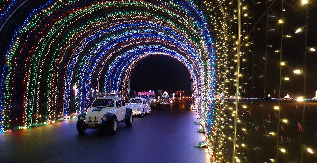 There's a magical paradise of lights coming to Portland this week