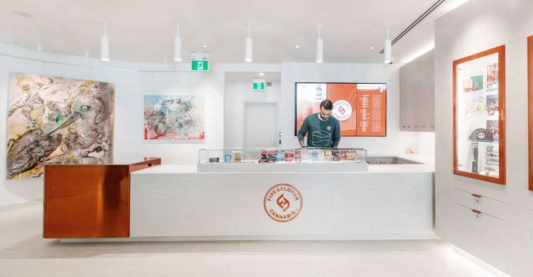 Fire and Flower reveals 3 new cannabis retail locations