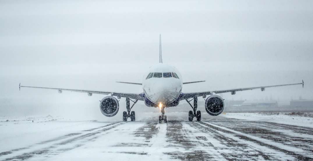 Over 1,100 people stranded at Denver International Airport due to snowstorm