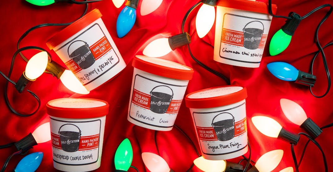 Salt & Straw Ice Cream unveils amazing selection of holiday flavors