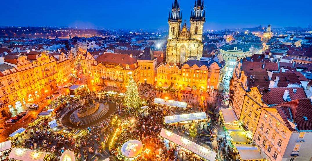 6 of the most beautiful European Christmas markets you can visit this year