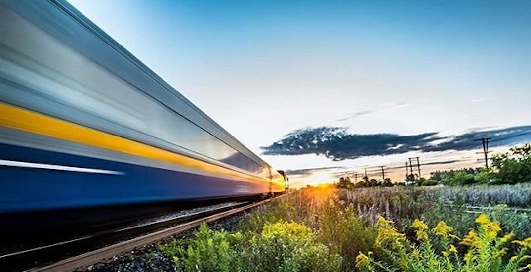 VIA Rail is having a massive Black Friday sale right now