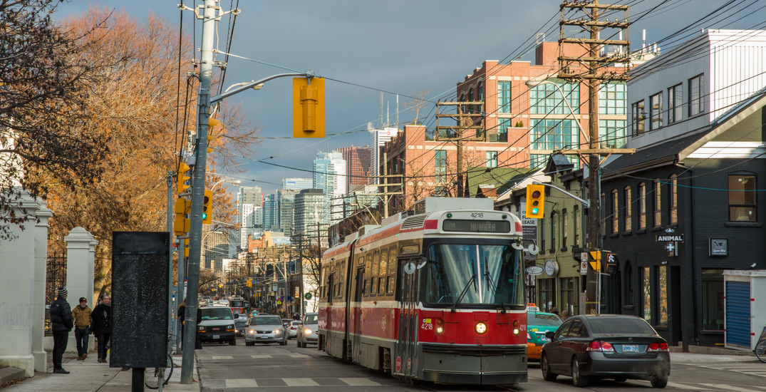 TTC pulling streetcar service from routes on Queen Street