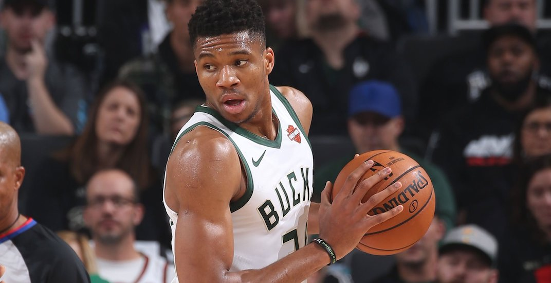 Giannis Antetokounmpo likely to play at 2020 Olympic qualifiers in Victoria next summer