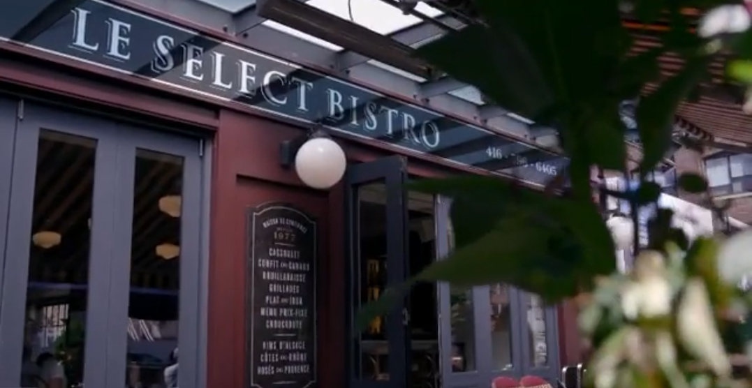French bistro launches petition for Doug Ford to lower property tax