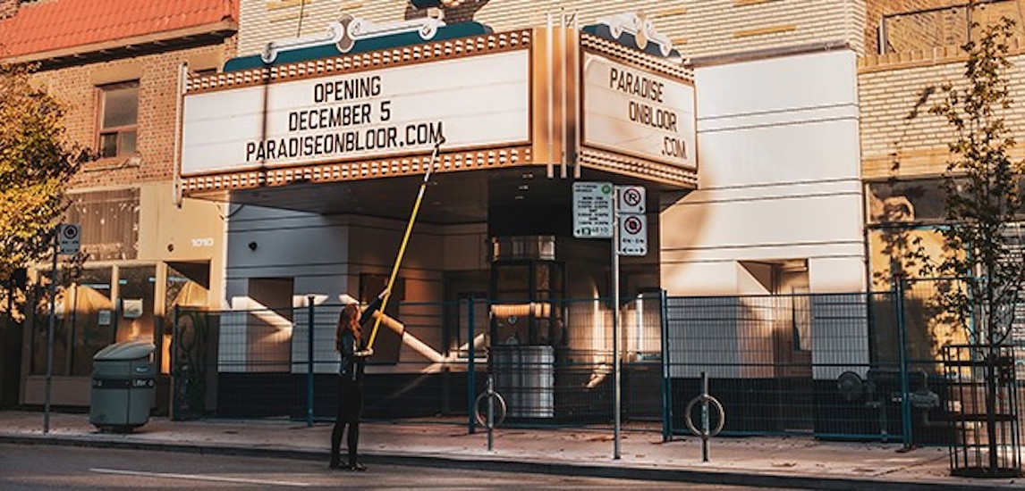 Toronto's Paradise Theatre reopening after being closed for 13 years (PHOTOS)