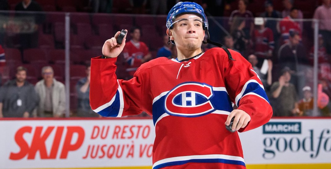 3 items on the Montreal Canadiens' Christmas wish list