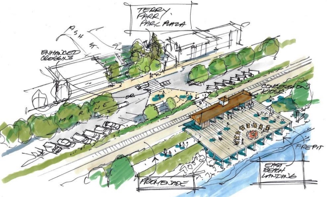 white rock waterfront strategy