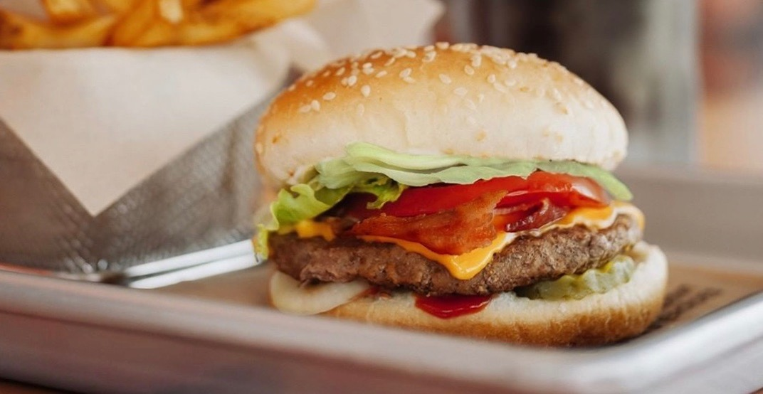 A&W is offering FREE teen burgers across Canada for the next week