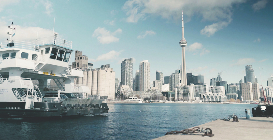 Billy Bishop Airport converting to electric passenger and vehicle ferry