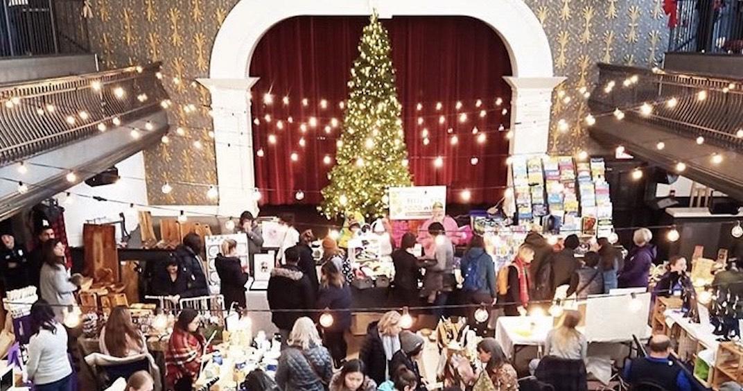 Trinity Bellwoods Flea hosting its massive holiday market next month